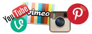 Social Media Icon's