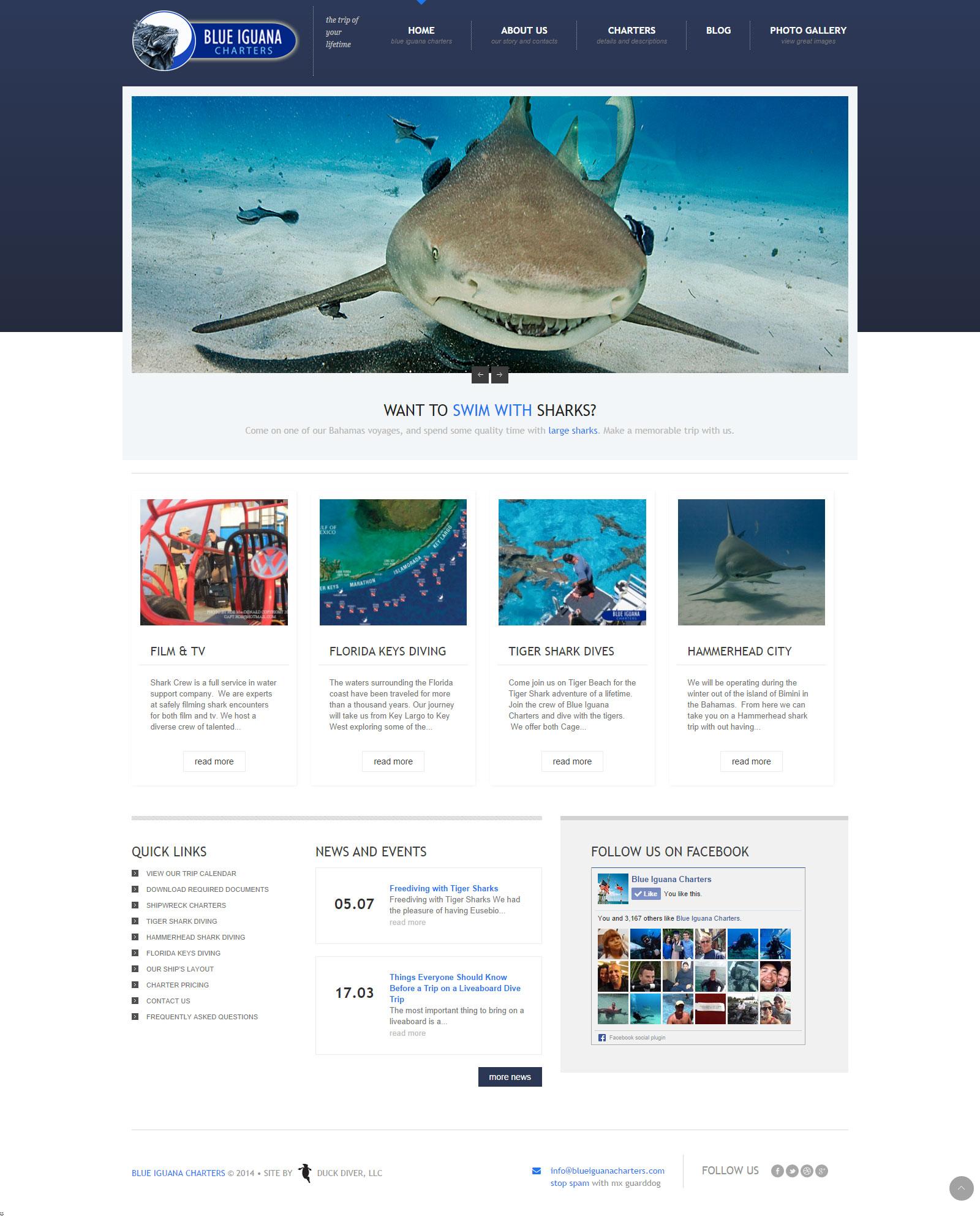 Blue Iguana Charters