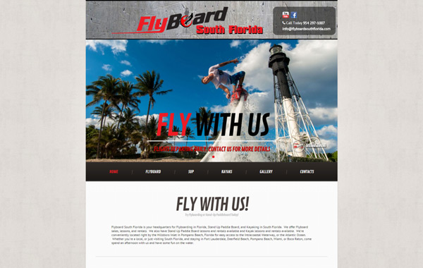 Flyboard South Florida
