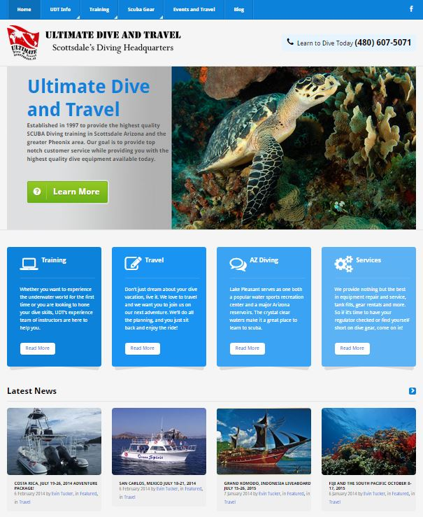 Ultimate Dive & Travel