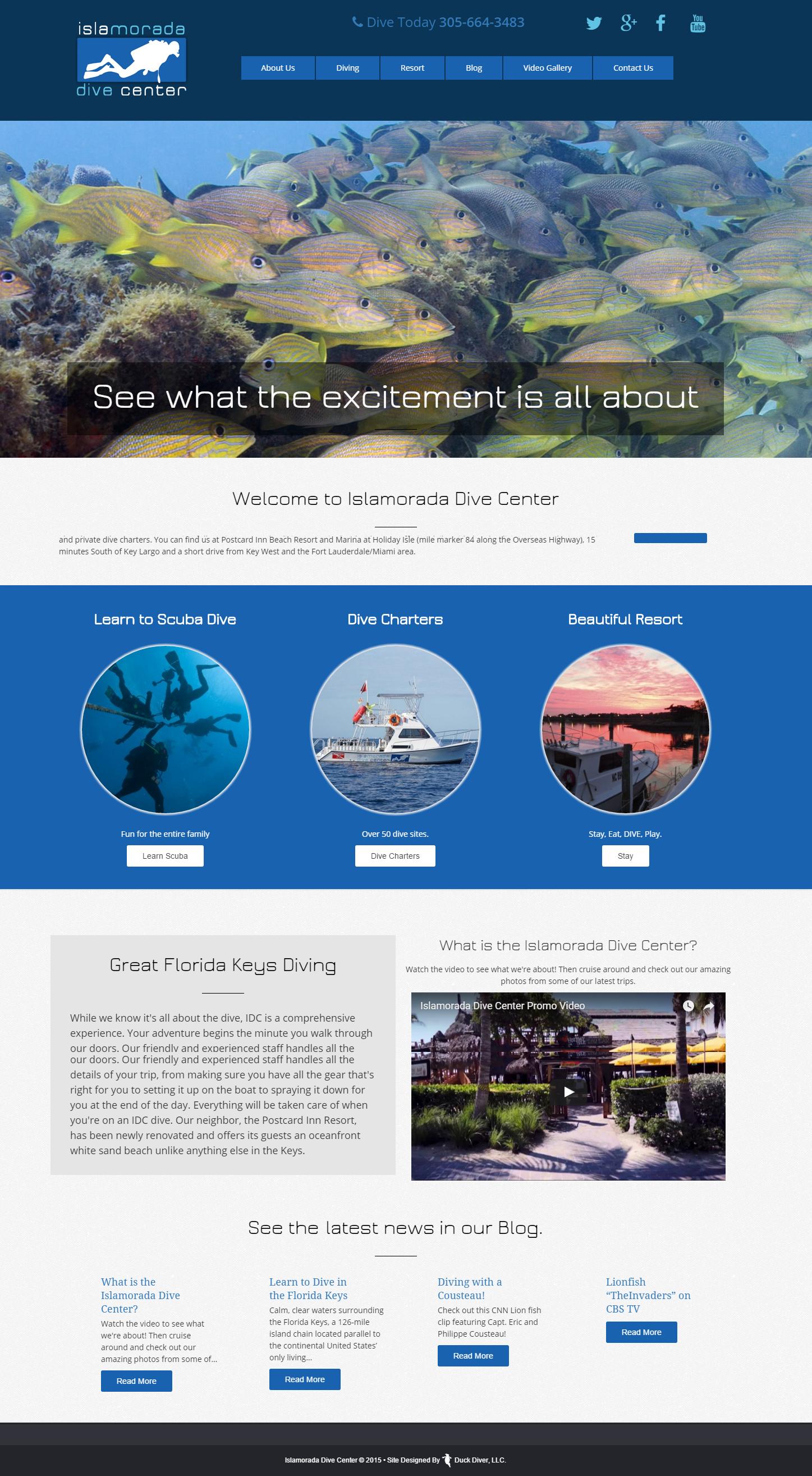 Islamorada Dive Center