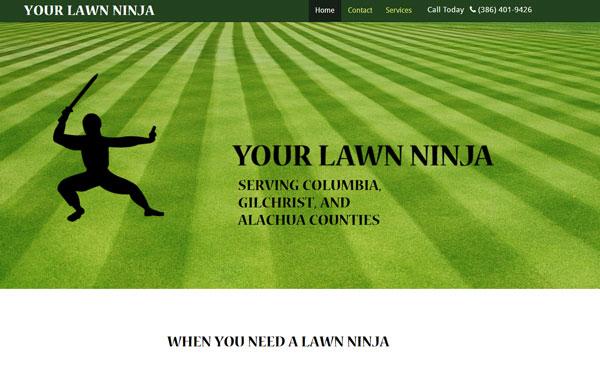 Your Lawn Ninja
