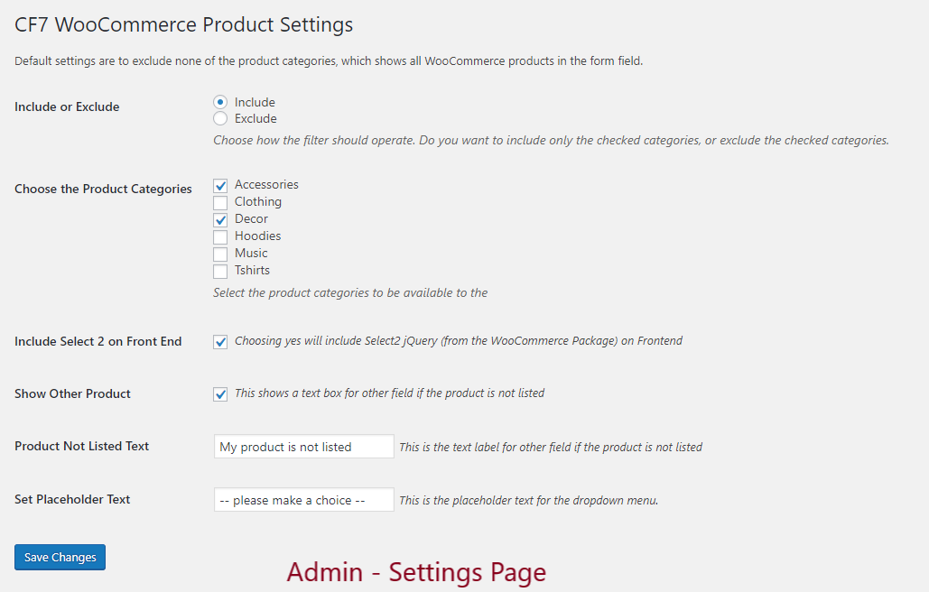 Easy Product Registration Forms for WooCommerce with Contact