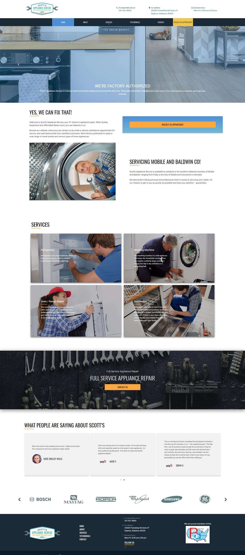 Scotts Appliance Service